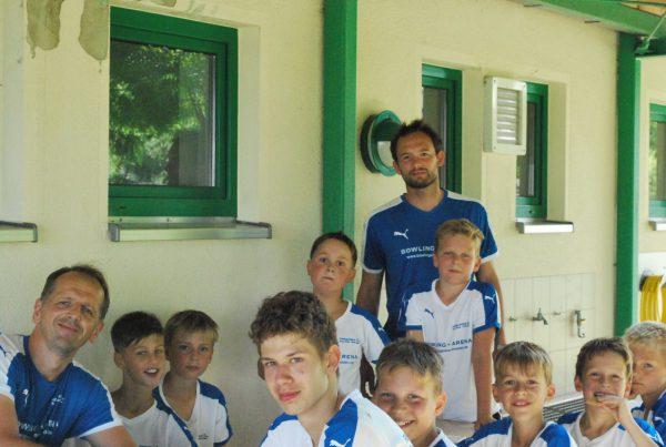 Torwartcamp Rocco Milde 2016