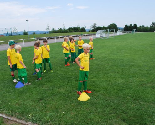 Fussballcamp Rocco Milde and friends