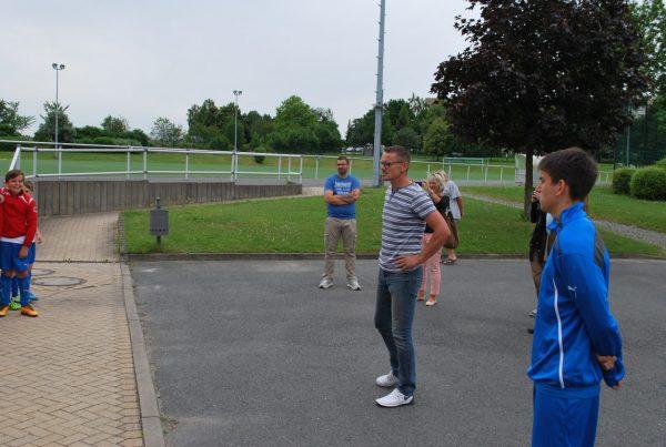 Fussballschule in Pirna