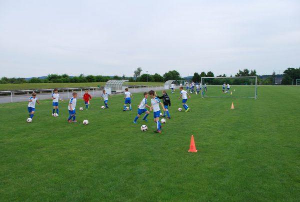 Fussballschule Rocco Milde and Friends