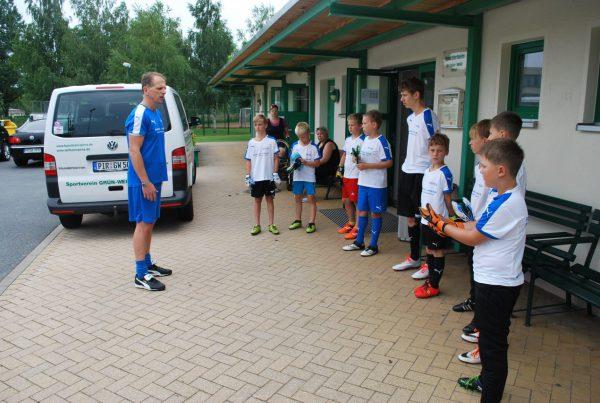 Fussballschule Rocco Milde