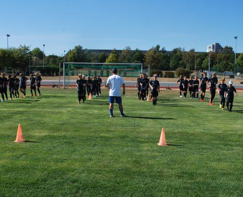 Fussballschule Rocco Milde 2018