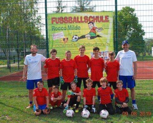 Torwartschule Rocco Milde Torhüter-2019