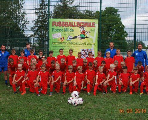 Fussballschule Rocco Milde 2-2019